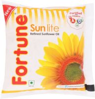 [Bengaluru Pincodes] Fortune Sunlite Refined Sunflower Oil 500 ml Pouch