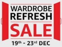 [19th - 23rd Dec] Wardrobe Refresh Sale