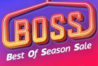 [20th - 24th Dec] BOSS: Best Of Season Sale
