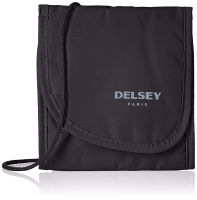 Delsey Black Neck Pouch (00394031000)