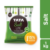 [Pantry] Tata Salt Lite, Low Sodium, 1kg