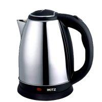 [LD] Ikitz XD1518G 1.8-Litre Kettle (Silver/Black)