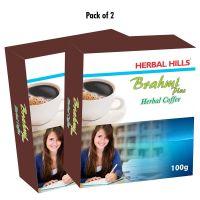 Herbal Hills Brahmi Herbal Coffee - 100 g