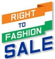[19th - 22nd Jan] Right to Fashion Sale