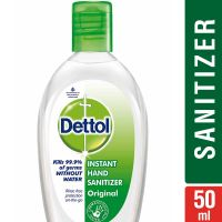 [Pantry]  Dettol Instant Hand Sanitizer - 50 ml