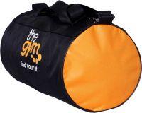Gag wears Gym Gym Bag