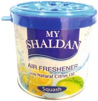 My Shaldan Squash Car Air Freshener (80 g)