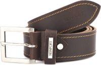 75% Off on NewportMen Brown Genuine Leather Belts Starts