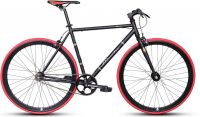 [Bengaluru Users] Montra Fixie (L: 53cm) 700C T Fixie Cycle(Single Speed, Black)