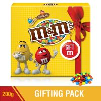 M&M's Chocolates Gift Pack- 200g