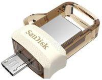 SanDisk Sandisk Ultra Dual 32gb Usb 3.0 Otg Pen Drive (gold) 32 Gb Usb 3.0 Utility Pendrive