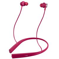 boAt Rockerz 275 Sports Bluetooth Wireless Earphone with Stereo Sound and Hands Free Mic (Intense Pink)