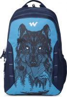 Wildcraft Daredevil 43 L Laptop Backpack  (Blue)