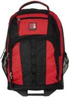 Giordano15 inch Laptop Strolley Bag(Red, Black)