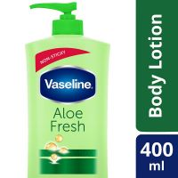 [LD] Vaseline Intensive Care Aloe Fresh Body Lotion, 400 ml
