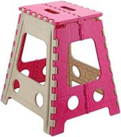 Primelife Step Stool 18 Inch with Anti Slip Dots by Primelife (Color May Vary)