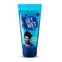 Set Wet Hair Gel Cool Hold (100ml Tube)