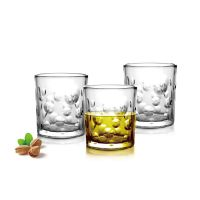 Sanjeev Kapoor London Crystal Juice Tumbler, 230 ml, Set of 6, Transparent
