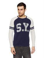 [Size L] Amazon Brand - Symbol Men's Plain Regular Fit T-Shirt