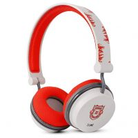 boAt Kings XI Punjab Edition Rockerz 400 Bluetooth Wireless Headphone (Red)