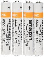 AmazonBasics AAAA Everyday Alkaline Batteries (4-Pack)