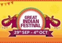 [Few Hours Left] Amazon Great Indian Festival Sale