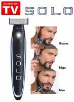 Zamkar Trades Solo Rechargeable Full Body Cordless Smart Beard Trimmer and Razor Shaver
