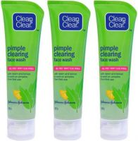 Clean & Clear Pimple Clearing Face Wash(240 g)