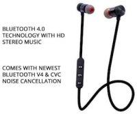 Bestway BS-01 In-ear Bluetooth Headsets              (Black)
