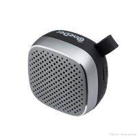 WeCool V11 Wireless Bluetooth Speaker with HD Sound and Stereo Bass (Silver)
