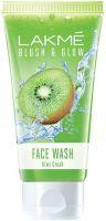 [LD] Lakme Blush and Glow Kiwi Freshness Gel Face Wash with Kiwi Extracts, 100 g