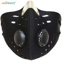 Autofurnish Anti-Pollution Half Face Mouth-Muffle Dust Face Mask Specially For Bike Riders