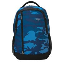 Targus Sport TSB89106AP 15.6-inch Printed Backpack (Blue)