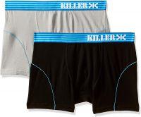 [Size XL] KILLER Bodywear Men's Plain Brief (Pack of 2)