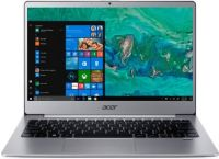 Acer Swift 3 Core i3 8th Gen - (4 GB/256 GB SSD/Windows 10 Home) SF313-51-30EP Thin and Light Laptop  (13.3 inch, Sparkly Silver, 1.3 kg)