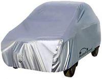 Autofurnish Silver Car Body Cover For Honda City ZX - Silver