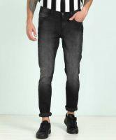 [Size 36, 38] LeeSkinny Men's Black Jeans