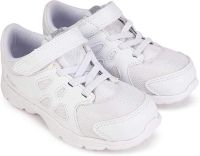 [Size 9] Nike White School Shoes- Sports Shoes Kids Range (3 to 11 Years)
