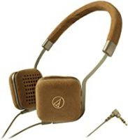 Audio-Technica ATH-UN1 Headphones (Gold)