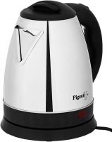 Pigeon By stovekraft Amaze Plus 1.5 Ltr Electric kettle, Black