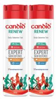 Candid Renew Daily Calamine Talc - 250 g (Pack of 2)