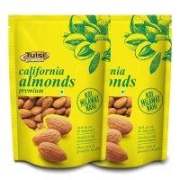 [Users Specific] Sattva Life Tulsi California Almonds Premium 400Gm (200 g X 2)