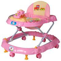 Delia Baby Choo Choo Train (Pink)