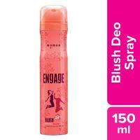 [Pantry] Engage Blush Deodorant For Women, 150ml / 165ml