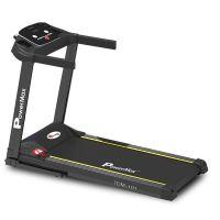 PowerMax Fitness TDM-101 (2.0HP) Motorized Treadmill with MP3 & iPad holder