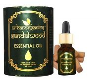 Urbanorganics Sandalwood Essential Oil For Skin & Face 100% Pure & Natural Best Therapeutic Grade