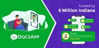 DocsApp Consult Doctor Free Online 24x7 on Chat/Call