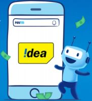 Get Rs. 40 Cashback on Rs. 199 or More Idea/Vodafone Recharge