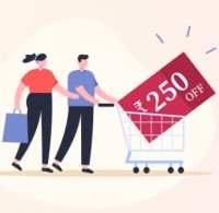 [New User] Flat Rs. 250 Off + Free Shipping on 1st Myntra Order