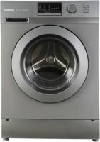Panasonic 7 kg Fully Automatic Front Load with In-built Heater Grey  (NA-127XB1L01)